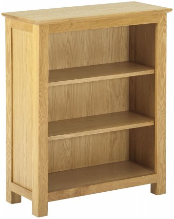 Huxley Low Bookcase