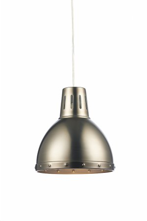 Osaka Non Electrical Pendant Antique Chrome