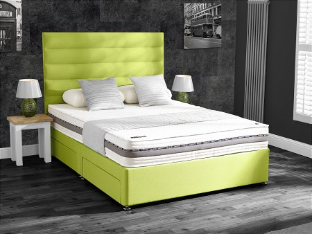 Performance Pocket 1600 Divan Bed