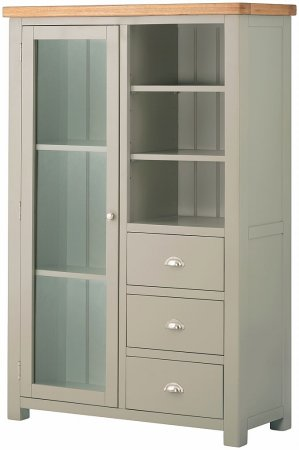Hartford Grand Painted Display Unit