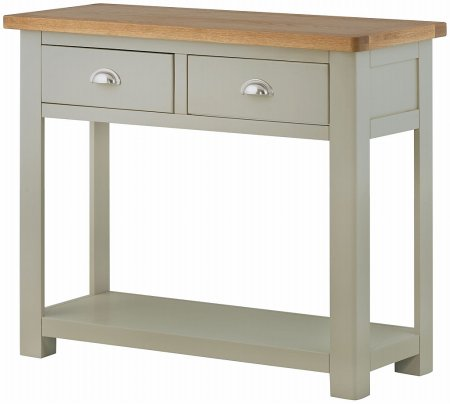 Hartford Grand Painted Console Table