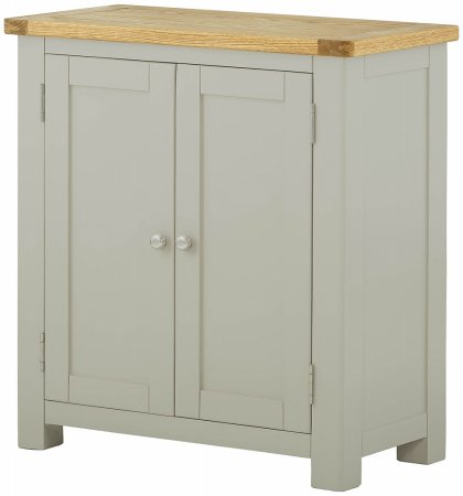 Hartford Painted 2 Door Cabinet