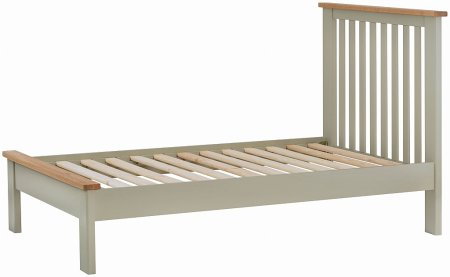 Portland Painted 90cm Single Bed