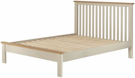 Hartford Painted 135cm Double Bed Frame