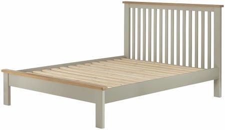 Hartford Painted 150cm King Size Bed Frame