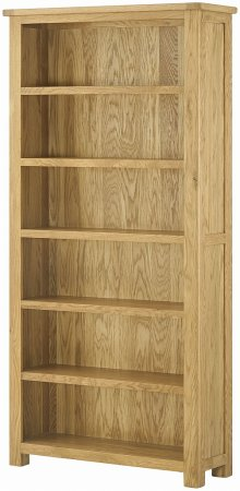Hartford Oak Large Bookcase