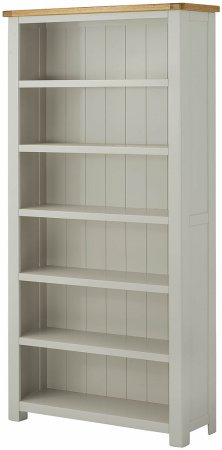 Portland Painted Large Bookcase