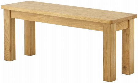 Hartford Oak Bench