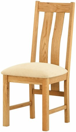 Hartford Oak Dining Chair