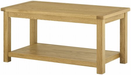 Hartford Oak Coffee Table