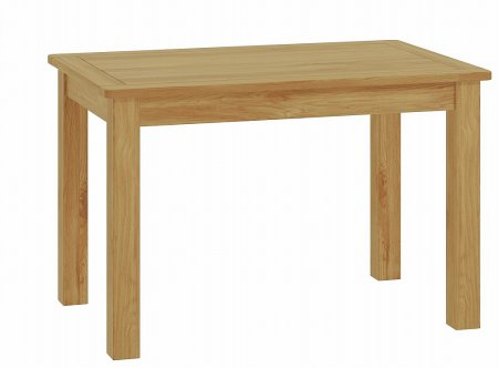 Hartford Oak Fixed Top Dining Table