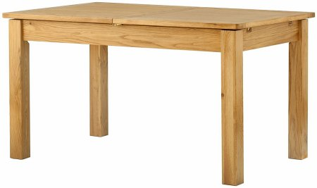 Hartford Oak Extending Dining Table