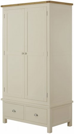 Hartford Painted Gents Wardrobe