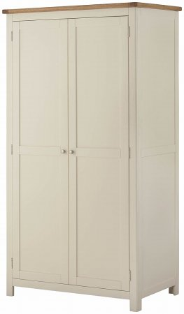 Hartford Painted 2 Door Wardrobe