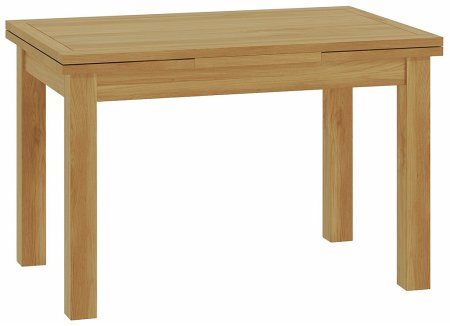 Portland Oak Drawerleaf Dining Table