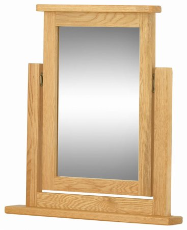 Hartford Oak Dressing Table Mirror