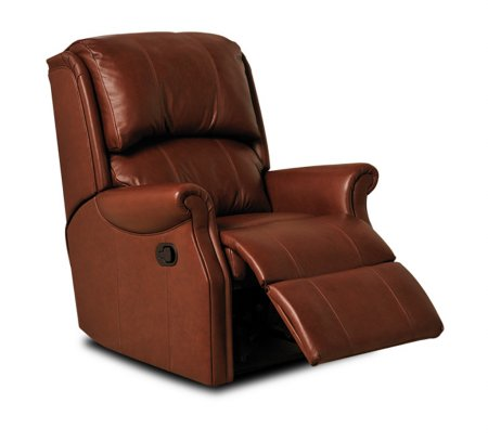 Regent Leather Recliner Chair