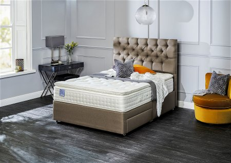Ullswater Natural Silk 2900 Mattress