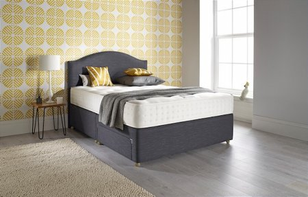 Matisse Double Mattress with 2 Drawer Divan Base