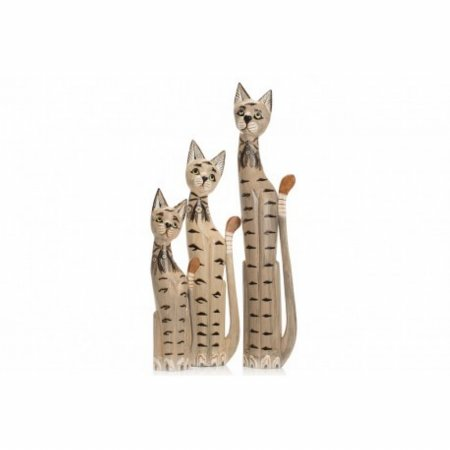 Accessories Set of 3 Large Cats