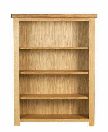 Bretagne Short and Wide Bookcase