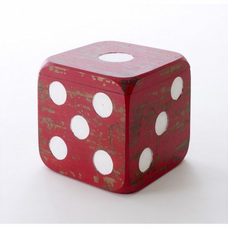 Vintage Small Storage Dice