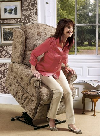 Claremont Lift and Rise Recliner
