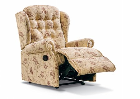 Lynton Fabric Recliner Chair