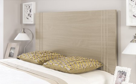 Stratton Wood Effect Headboard