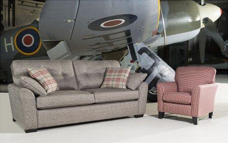 Tempest 3 Seater Sofa