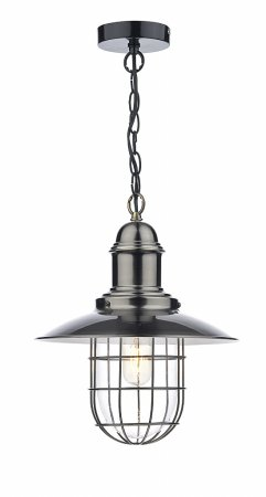 Terrace 1 Light Pendant