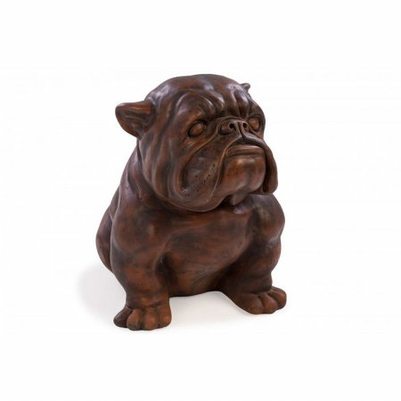 Accessories Terracotta Bulldog