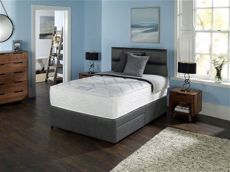 Tetbury Comfort Latex 1800 Divan Bed