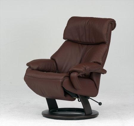 Tyson Leather Recliner
