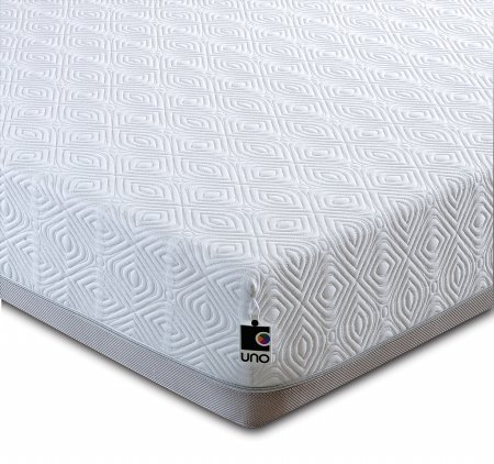 Dreamworld Uno Roll Up Mattress Memory Pocket