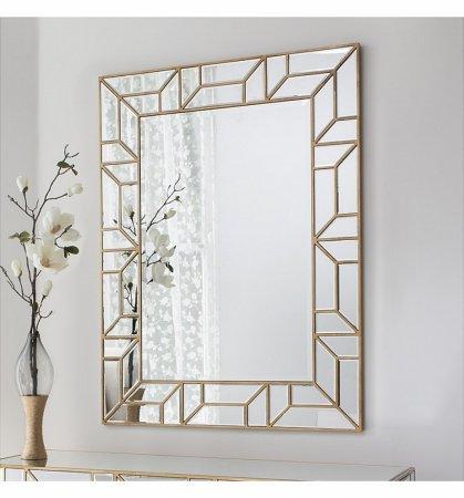 Mirror Verbier Rectangular