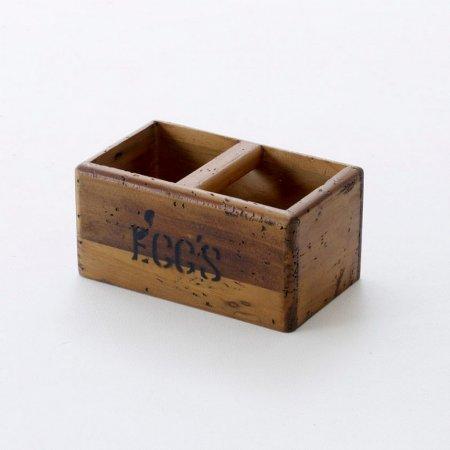 Vintage Egg Storage Box