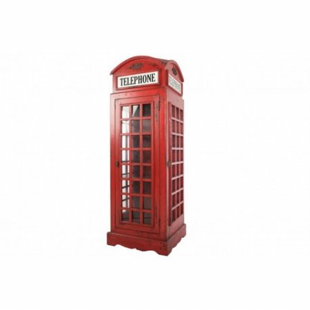 Vintage Red Phone Box