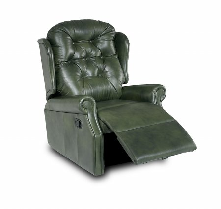 Woburn Leather Recliner