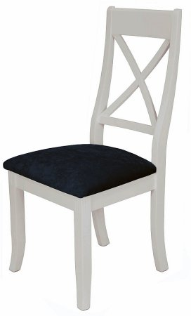 Hartford Cross Back Dining Chair
