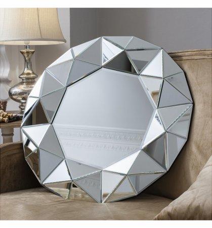 Mirror Zaragoza Bevelled Glass 28in