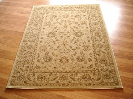 Ziegler 7709 Cream Rug