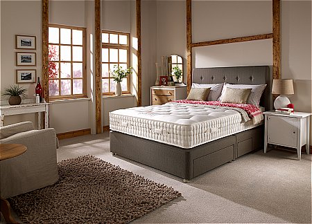Harrison Beds Maple Divan Set