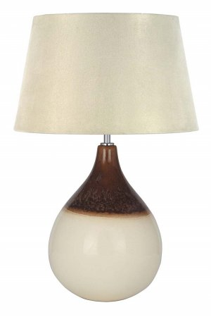 Vale Furnishers - Gaudi 324 CR Table Lamp. Click for larger image.