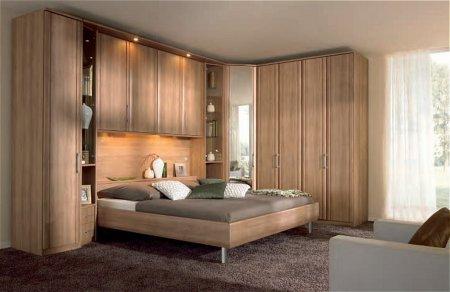 nolte horizon 4000 wardrobe in cabana. Black Bedroom Furniture Sets. Home Design Ideas