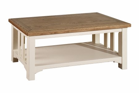 Vale Furnishers - Chateaux Coffee Table. Click for larger image.