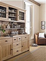 Halo - Plum Sideboard