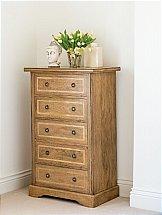 Baker Furniture - Windrush Tall 5 Drawer Chest