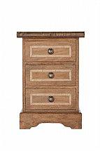 Baker Furniture - Windrush 3 Drawer Bedside