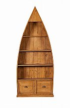 Baker Furniture - Cranfield 4 Shelf Dinghy Bookcase
